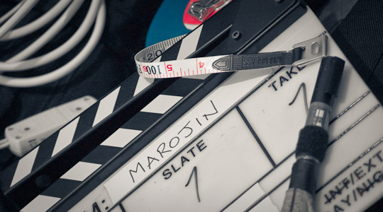 First Marojin Footage in the Can